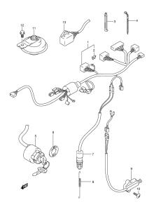 Suzuki PV johtosarja 2
