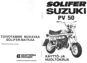 Suzuki PV manuaali_ei tuoreöljyvoitelua_Suomi_kannet