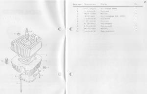 Suzuki PV moottori_varaosaluettelo_1-2