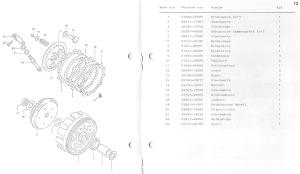 Suzuki PV moottori_varaosaluettelo_11-12