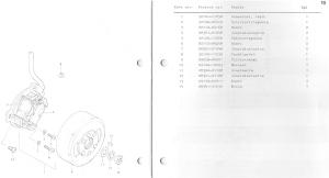 Suzuki PV moottori_varaosaluettelo_17-18