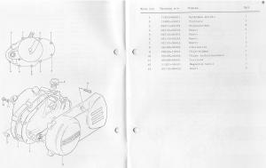 Suzuki PV moottori_varaosaluettelo_5-6