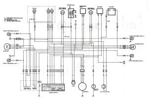Suzuki PV sähkökaavio