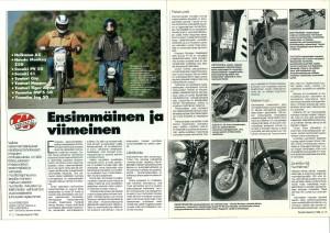 Suzuki PV artikkeli_TM 7-1992_1