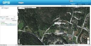 Satelliittinäkymä