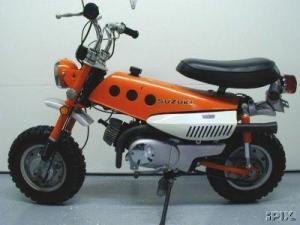 Suzuki Trailhopper 1971