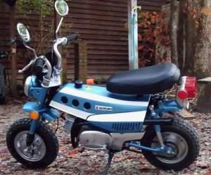 Suzuki Trailhopper 1972