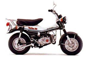 Suzuki RV50 S VanVan 1973