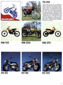 Suzuki RV50 VanVan 50_mainos_1