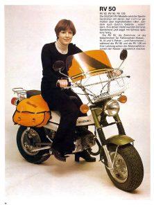 Suzuki RV50 VanVan 50_mainos_2