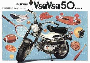 Suzuki RV50 VanVan 50_mainos_4