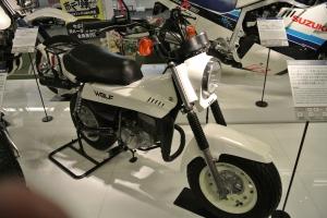 Suzuki Wolf RT50